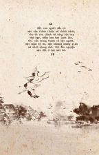 Năm tháng tĩnh lặng, kiếp này bình yên - Bạch Lạc Mai. by Witch-hunt