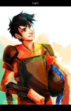 Forgotten Hero (Percy Jackson) by ReadingWolf555