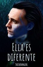 Ella es diferente [CANCELADA] by SritaFangirl