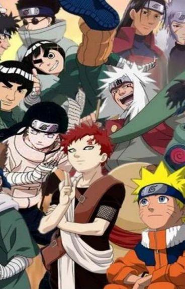 Naruto Various x Reader
