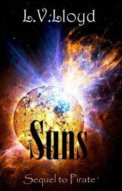 Suns (LGBT - Sci-fi - Romance) by elveloy