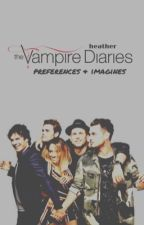 Vampire Diaries Preferences and Imagines by KaiVana