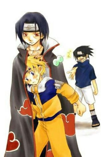 Does it hurt you like it hurts me? (Sasunaru and Itanaru fanfiction)