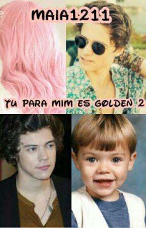 """""""Tu para mim és Golden 2"""" *The Vamps Fic* by maia1211"""