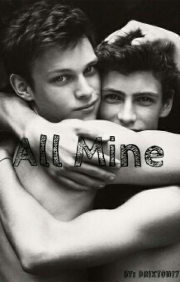 All Mine [Mpreg][Book Three]