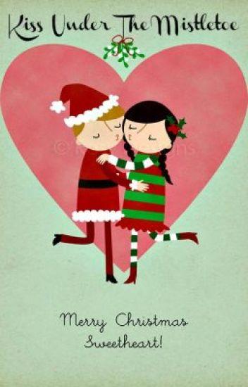 Kiss Under The Mistletoe (A Christmas
