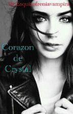 Corazon de cristal (Alec vulturi,Seth clearwater y tu) by Esquizofreniavampira