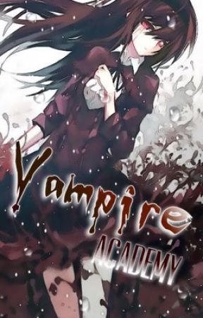 Vampire Academy by Toni-chan1701