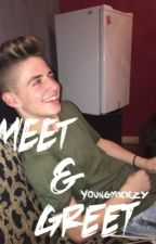 Meet and Greet (BruhitsZach) by okmeki
