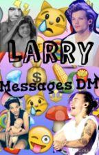 Larry Mesagges DM by Fernanda34Stylinson