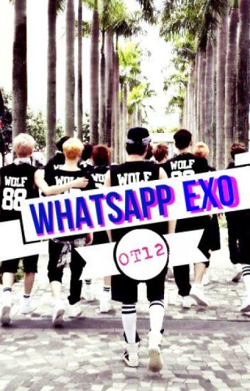 whatsapp EXO ©