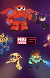 Big Hero 6 2.0 by Americanmeanmachine