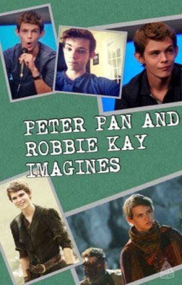Peter Pan and Robbie Kay Imagines