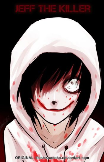 Jeff the Killer x Reader