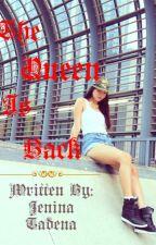 The Queen Is Back by JeninaTadena