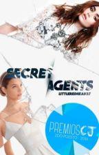 Secret agents ✔️ by paoletteadeli