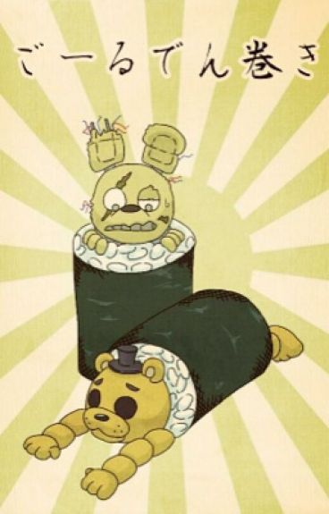 """{Golden Freddy x Reader sequel to """"first time in your job""""}"""