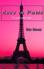 Love In Paris by redraney