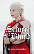 Silver And Blood   Legolas by makemeskywalker