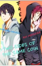 Two Sides of the Same Coin- Haru x Reader x Rin by xXShirayukiChanXx