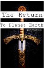 Percy Jackson : The Return by PercyJackson81893