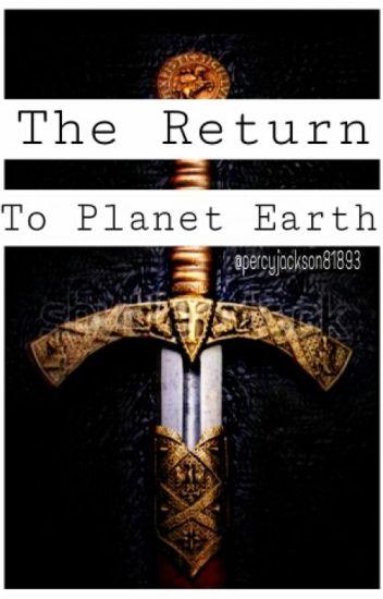 Percy Jackson : The Return