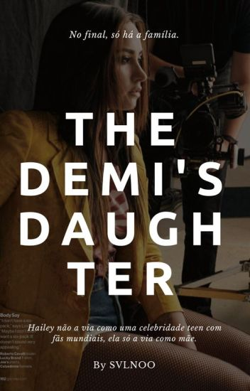 A filha da Demi Lovato