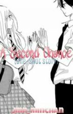 A Second Chance (One-Shot Story) by jmn_minchan