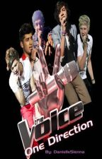 The Voice: One Direction by LOVEdontFIGHT