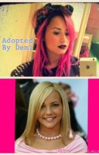 Adopted By Demi by Lovatic_1508