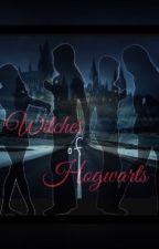 Witches of Hogwarts by AshleyAMAluv