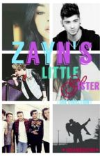 Zayn's little sister by gabrielageorgiana20