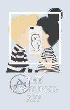 The Boyfriend App | l.h by cliffordwife-