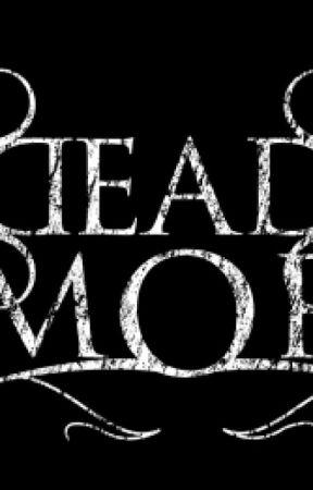 Dead Memories by RockyRochford