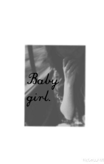 Baby girl. (Calum Hood AU)