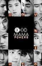 Exo Powers by nuest_exo_bts1