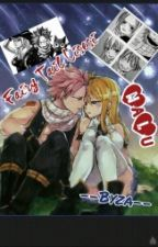 Fairy Tail Lisesi -NaLu- by --Byza--