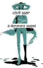 Civil War by 8AshLeigh8