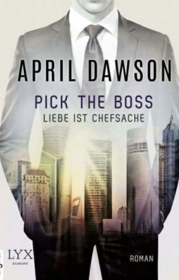 Pick the Boss - LESEPROBE