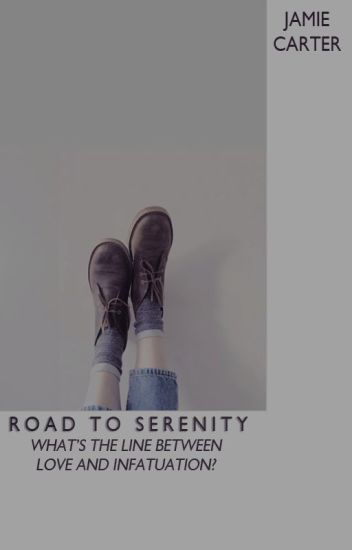 ROAD TO SERENITY | stydia [✔️]