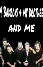 Bad Boys - One Direction FF by antoniaandniallhoran