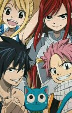 Fairy Tail x Reader by connor_franta_o2l