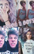 1 trip 2 boys [ Magcon] by nobodycxare