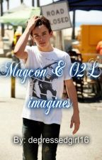 Magcon and O2L Imagines by sisi333