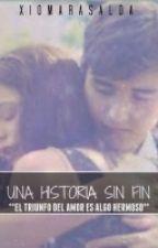 Una historia sin fin(violetta y leon) by xiomarasalda