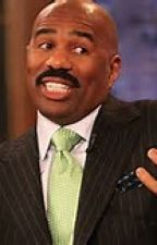 Adopted by Steve Harvey by DyingOrphan