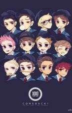 ♥EXO IMAGINES && FACTS♥ by sunnyiien