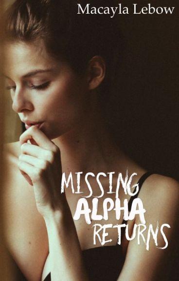 Missing Alpha Returns