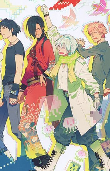 DRAMAtical murder x reader