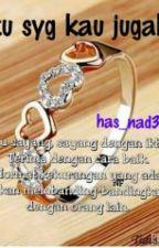 aku sayang kau juga! by Has_nad3726